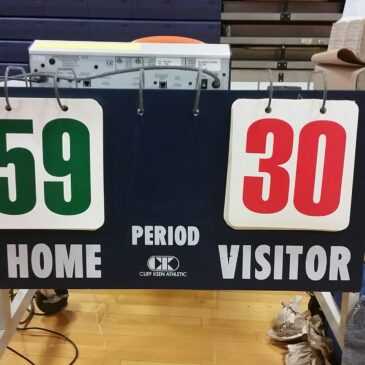 Blackman Middle Halts the Chargers