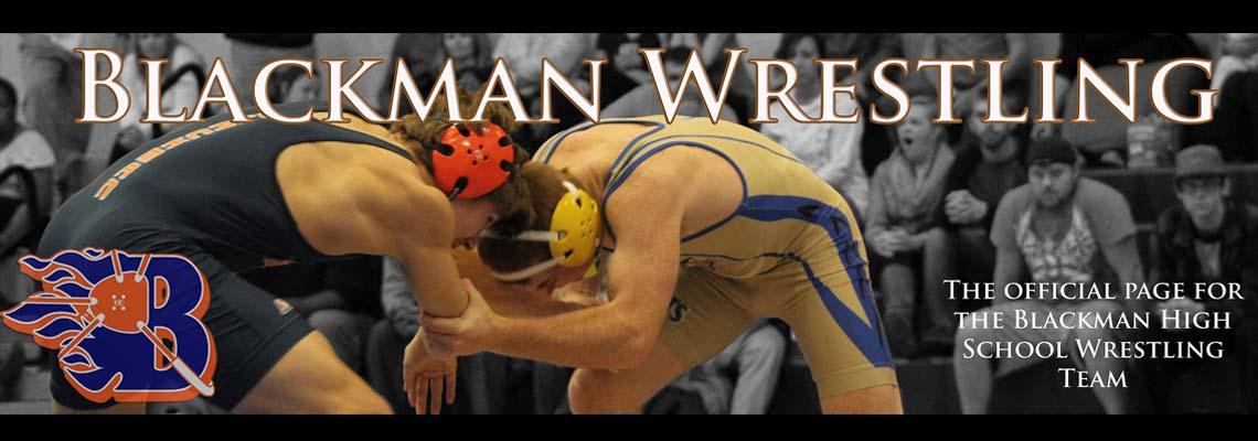 Blackman Wrestling - Murfreesboro, TN
