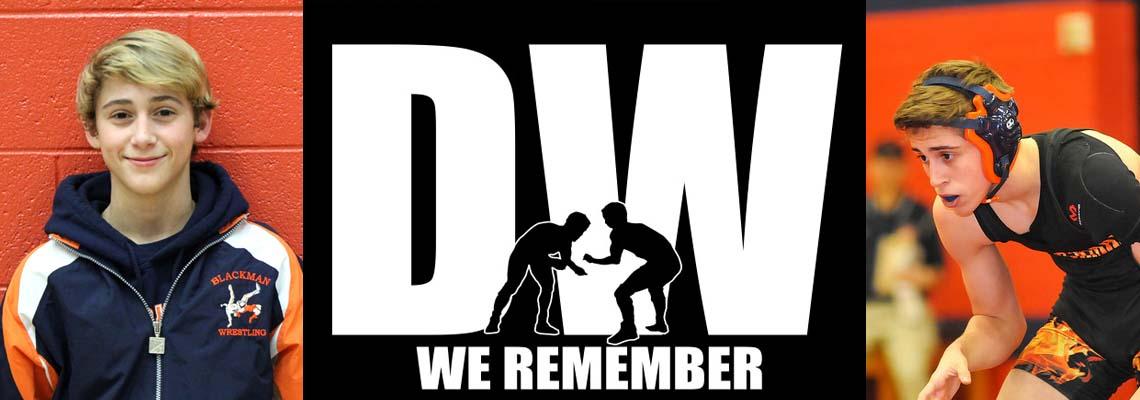 Blackman Wrestling - Daniel Winters