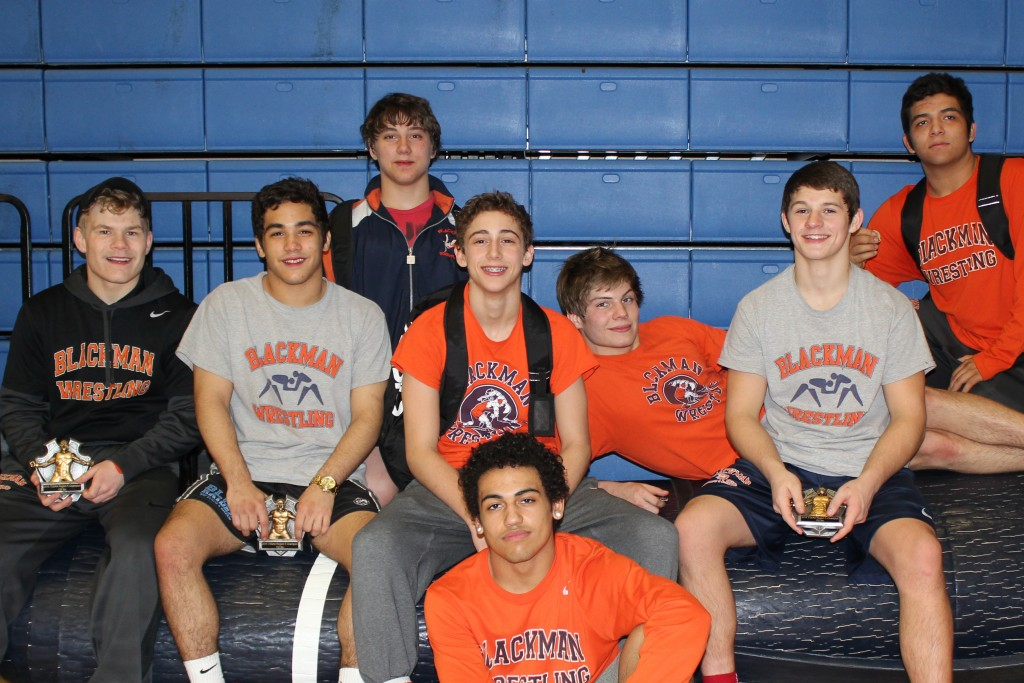 Blackman High School Wrestling - Murfreesboro, TN