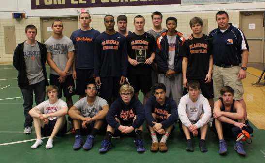 Blackman Blaze – 2nd at the Battle on the Bay