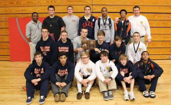 Blackman Places 4th in the ever tough Blackhorse Invitational