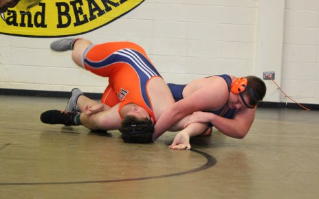 Blackman Finishes 11th at Bradley Invitational