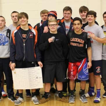 Blackman 5th at Bradley Invitational