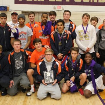 Blackman Dominates at the Central Invitational