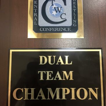 Blackman Middle Wins Conference Championship