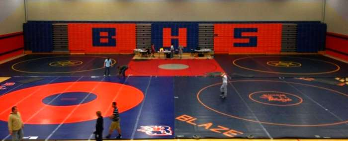 Blackman hits the Mat!  – Early Bird Tourney