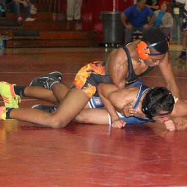 Blackman Wrestlers Win Region 5-AAA Championship!
