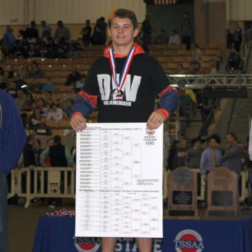 Sells Becomes Blackman's 5th State Champion
