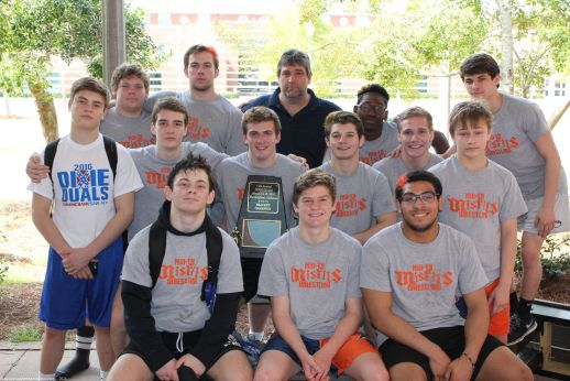 Dixie Duals Results from Birmingham