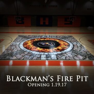 Blackman Purchases New Wrestling Mat