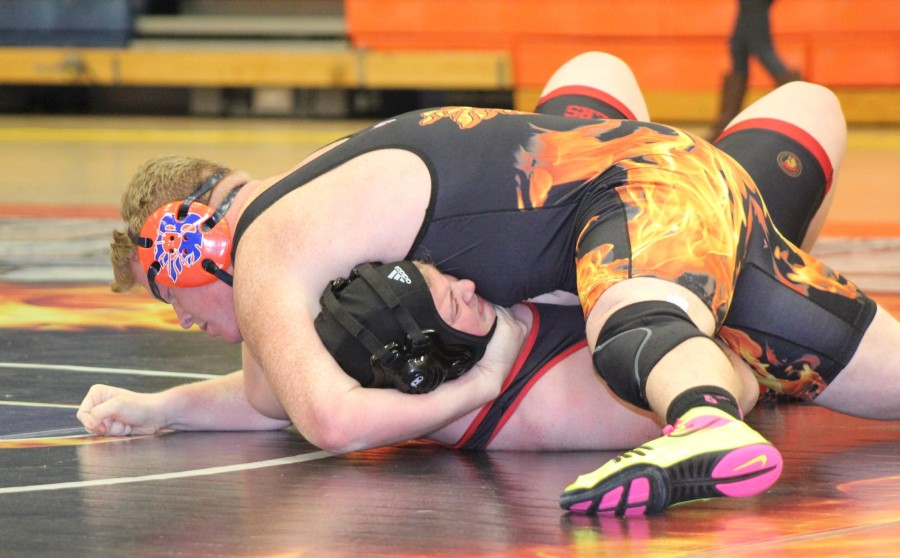 Dylan Heath Secures a Pin on Coffee County