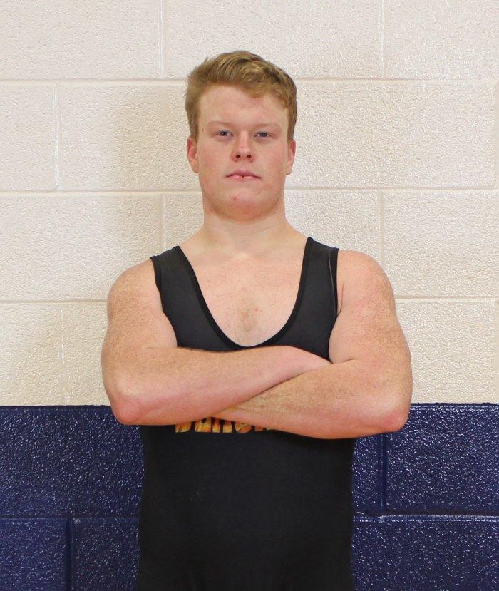 Dylan Heath - 220 Pounds