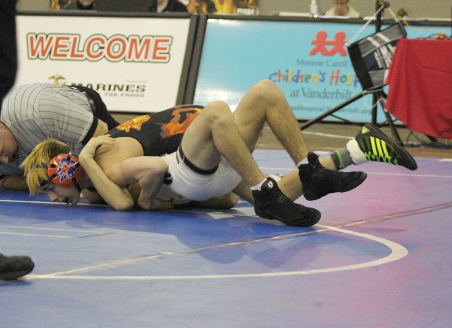 Wiley Van Voorst Gets a PIN over Mt. Juliet