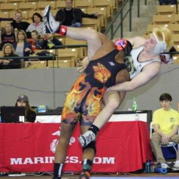 2017 TSSAA State Duals – Day 2 Results