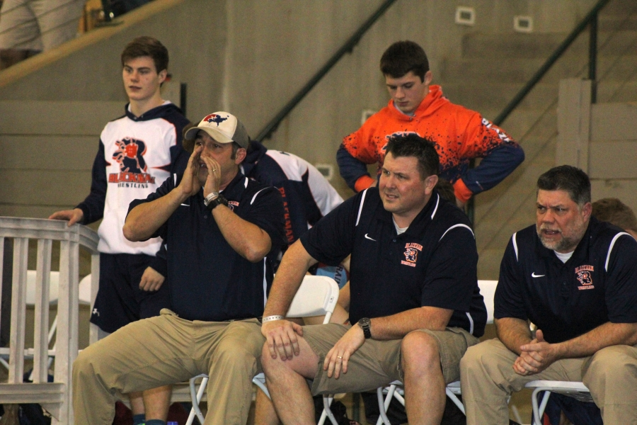 Blackman's Coaching Staff Reacts to the Match