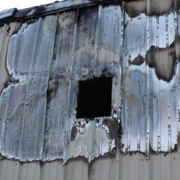 Blackman Weighing Options After Fire