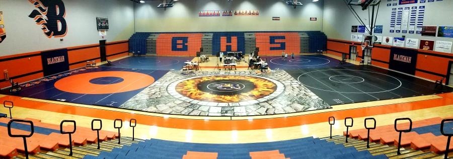 Blackman High School Gymnasium