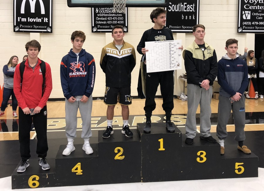 Brooks Sacharczyk 4th at Bradley