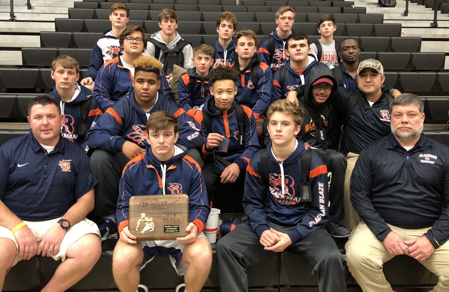 Blackman 4th at Bradley Invitational