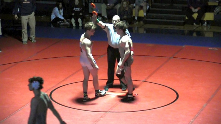 Landon Fowler defeats Baylor's Connor Duffy