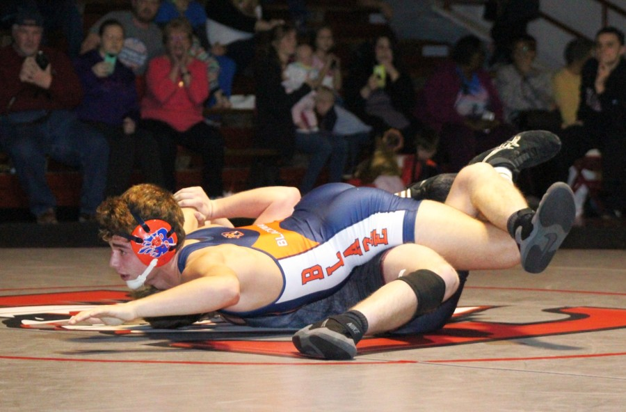 Brooks Sacharczyk Works for a Stretched Out PIN