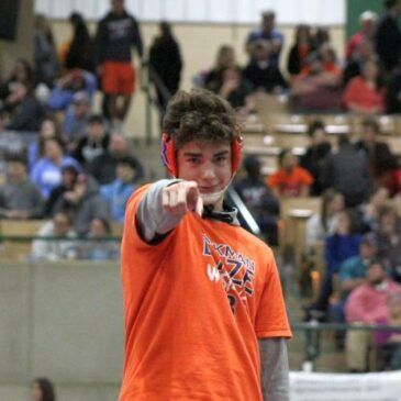 Blaze Wrestling Places Four at State